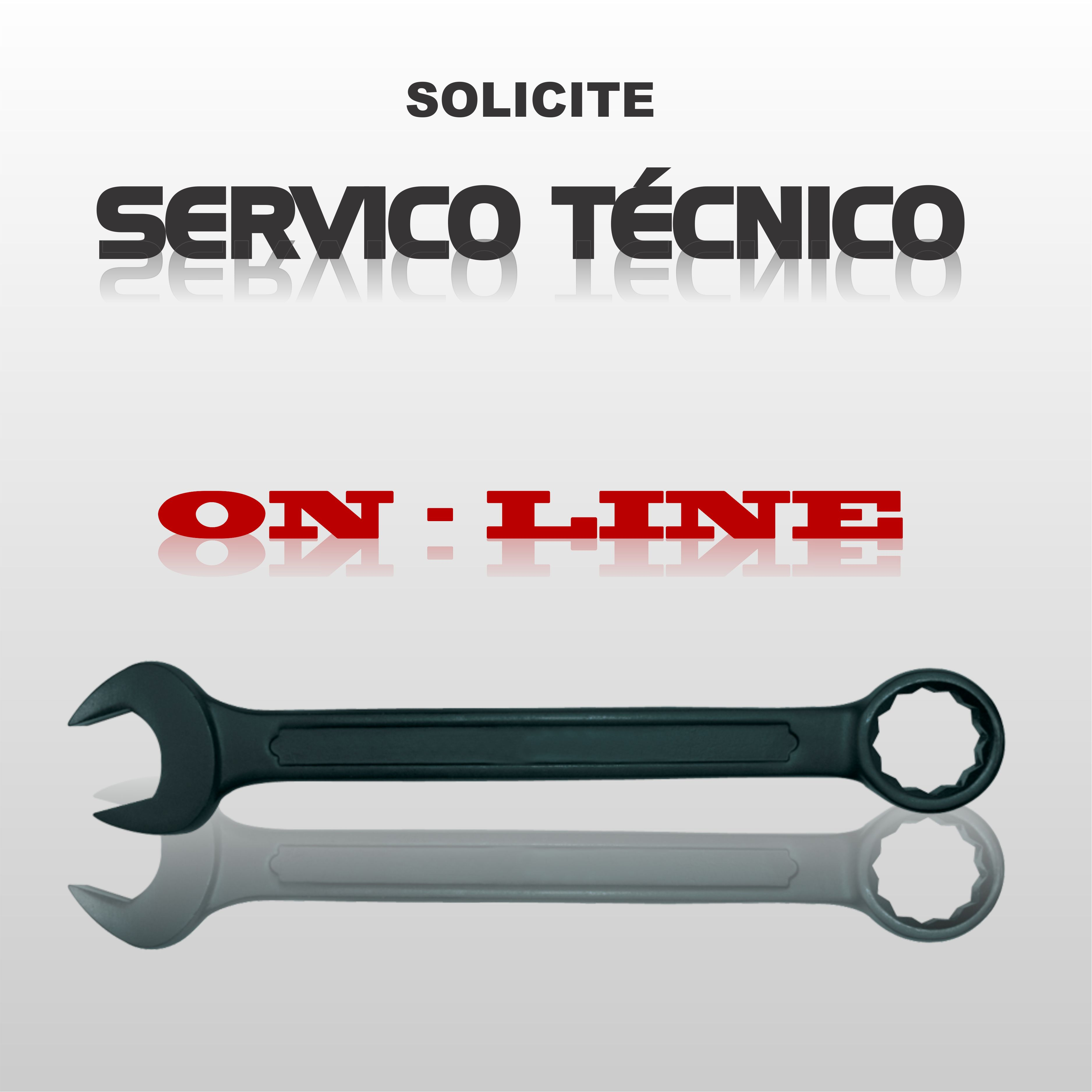 Servico técnico on-line